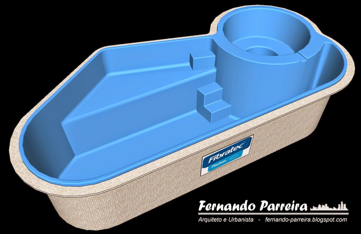 Fernando parreira for Amazon piscinas