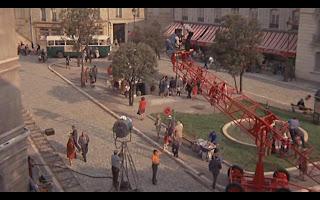Luc a cam la noche americana - Pelicula francesa silla ruedas ...