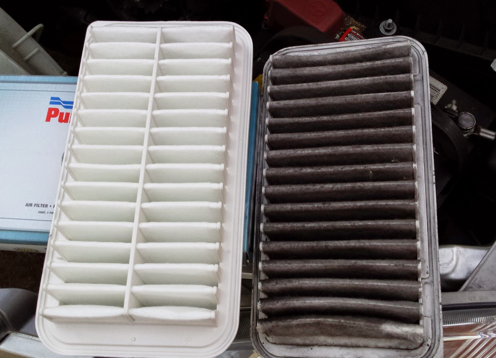 Simple Car Repairs And Upgrades Change 2003 Toyota Corolla Le 2009 Engine Diagram Air Filter