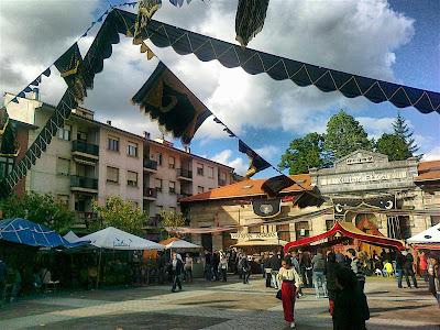 Mercado Medieval de Balmaseda