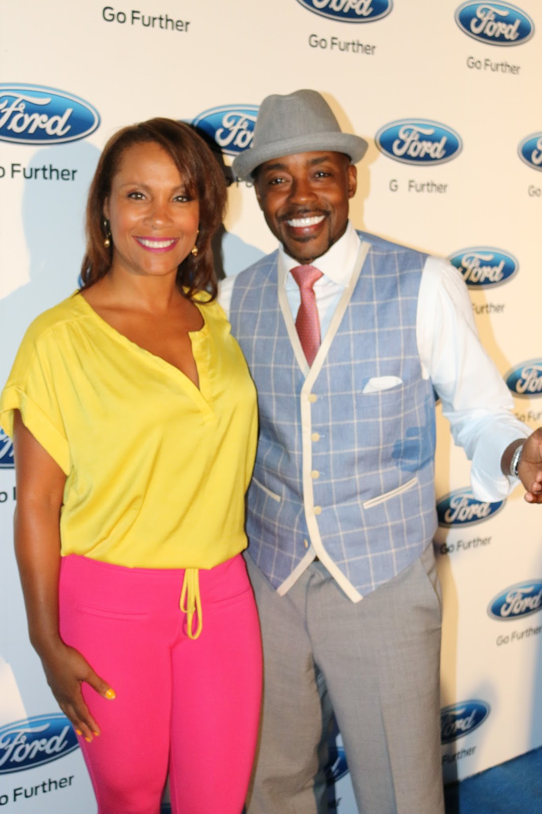 Al Packer Ford >> MyHartEnt.com: Ford has a party for their Atlanta Ambassador's hosted by Will Packer