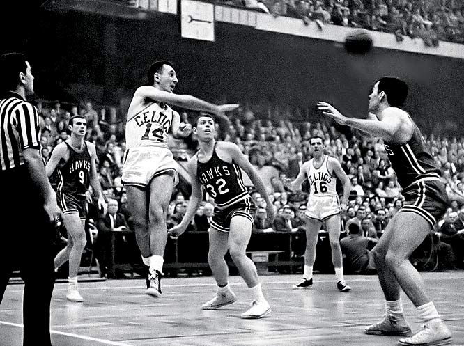 Bob Cousy QUALITY pictures - Message Board Basketball ...