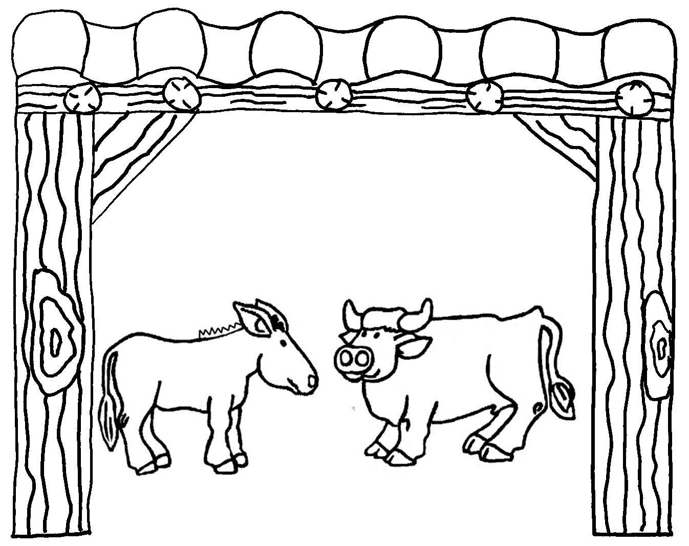 Dibujos Para Colorear Navidad Olentzero