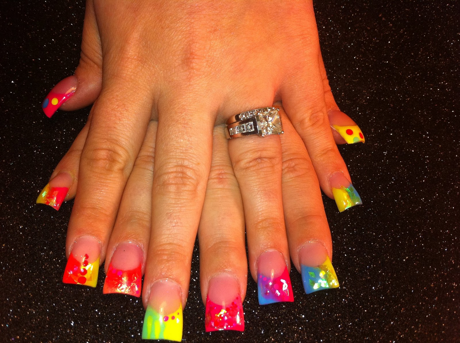 Nails Done Right: Vacation !!!