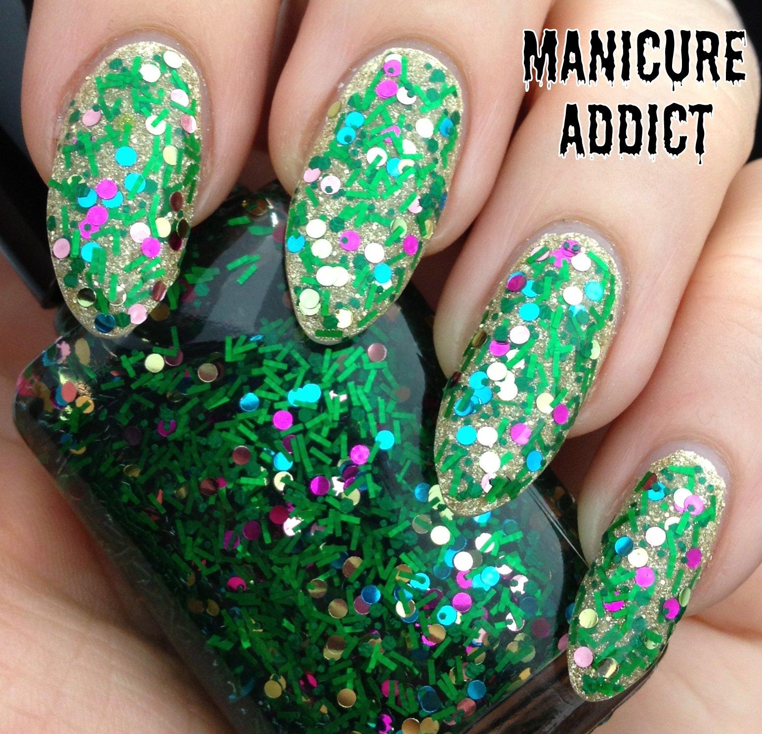 manicure addict happy hands egg hunt