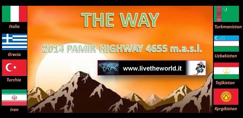 Pamir Higway 2014