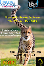 Popular 4m race in Fota Wildlife Park in Cork...Thurs 16th May...