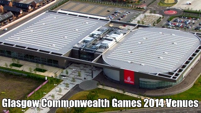 Glasgow+Commonwealth+Games+2014+Venues