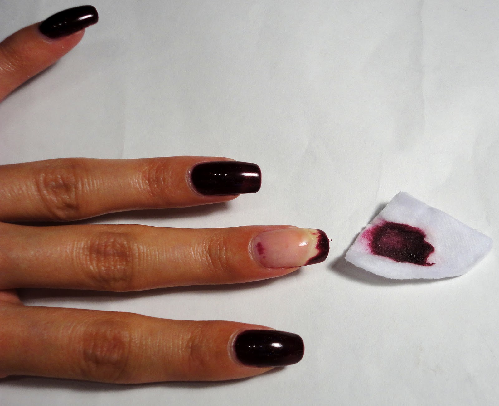 Nails by Ms. Lizard: How to remove dark colors without staining your ...