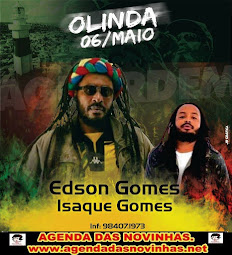 SHOW DE EDSON GOMES E ISAQUE GOMES EM OLINDA.