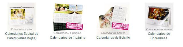 Calendarios Foto Ikatz