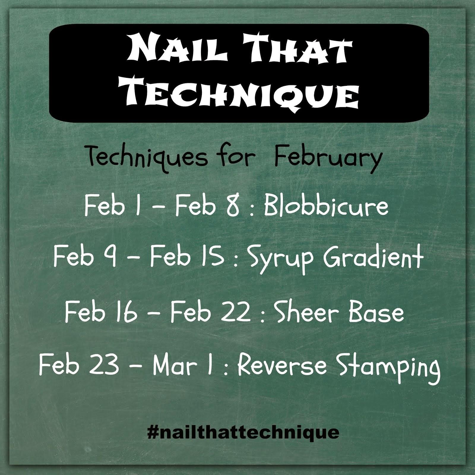 Nail That Technique Challenge