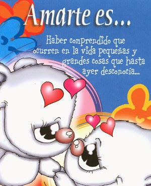 Tarjetas de Amor, parte 1