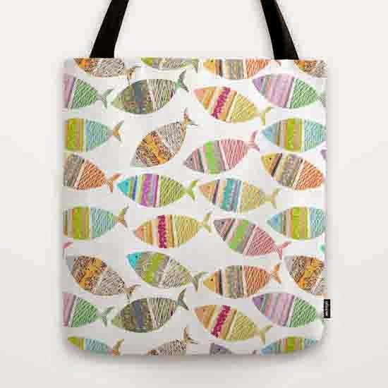 http://society6.com/product/fish-swimming-in-the-ocean-by-karen-fields_bag#26=197