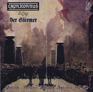 Capricornus & Der Stürmer - Polish-Hellenic Alliance Against Z.O.G.! (2003)