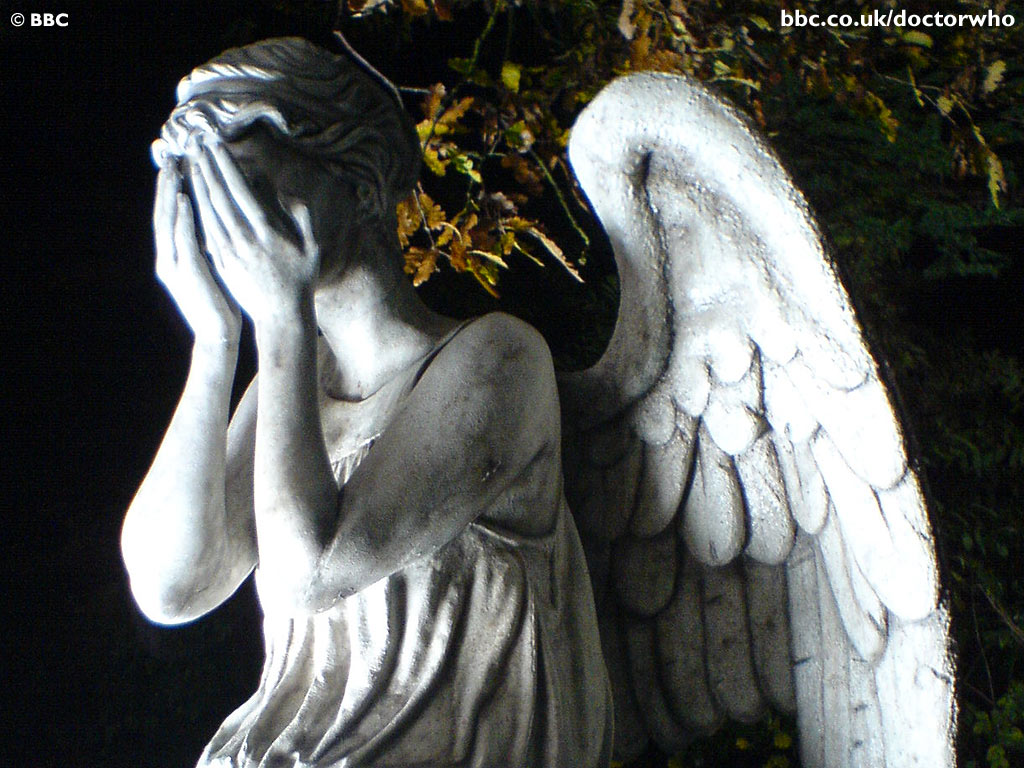 A TARDIS-Traveler's Guide to the Whoniverse: Weeping Angel Art