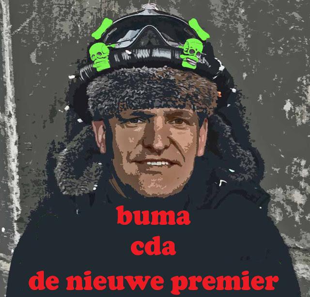 BUMA DE NIEUWE PREMIER