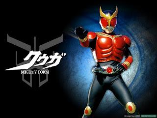 Kamen Rider Kuuga Opening Indonesia