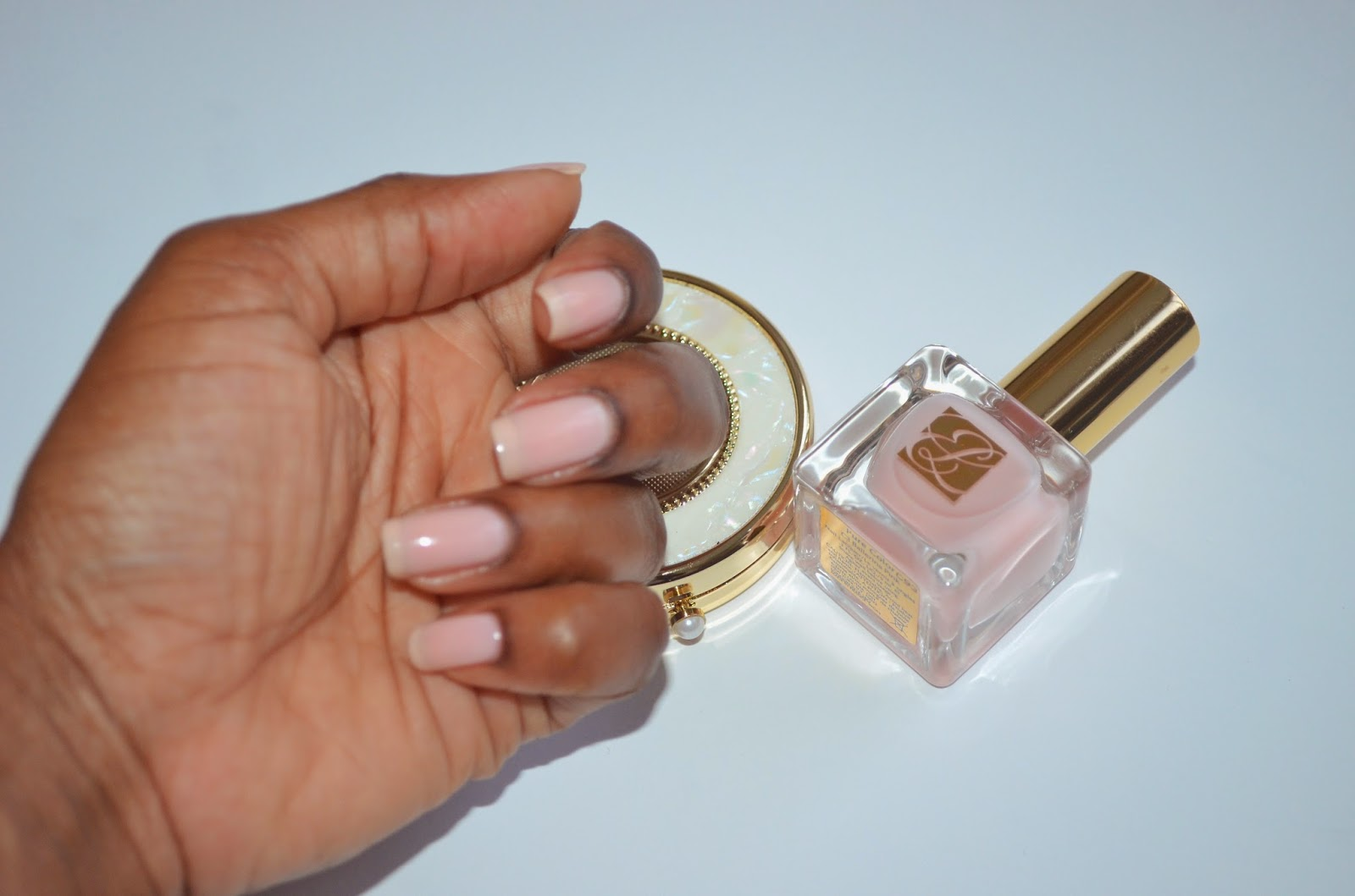 of the comely: Darling Duos: Estēe Lauder Pure Color Nail Lacquer ...