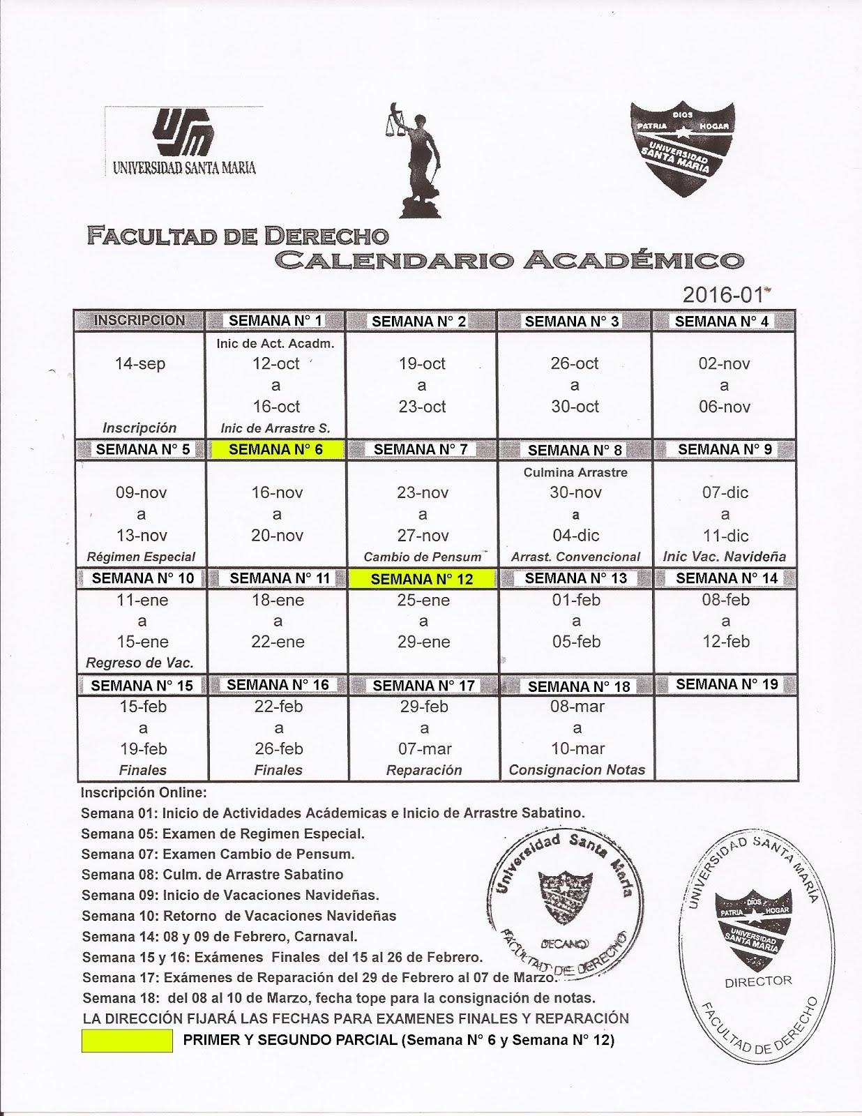 Calendario 2016-01