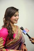 Samantha gorgeous photos in saree-thumbnail-11