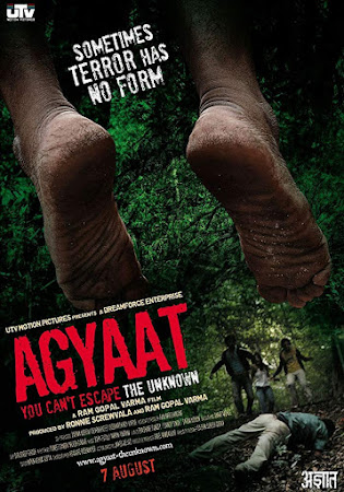 Poster Of Hindi Movie Agyaat 2009 Full HD Movie Free Download 720P Watch Online