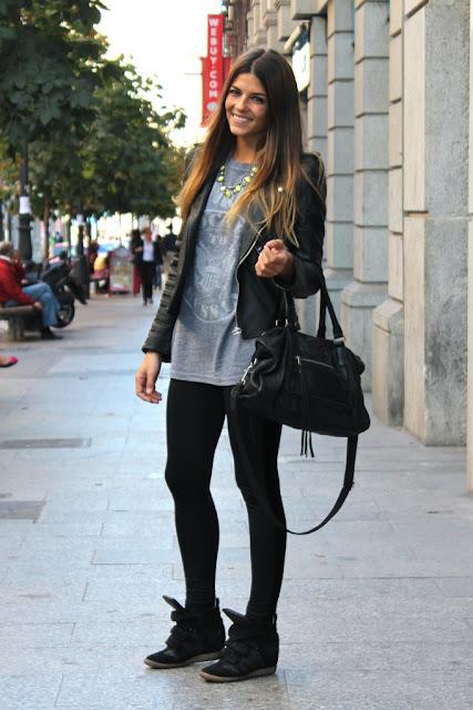 outfit do dia pela blogger trendytaste
