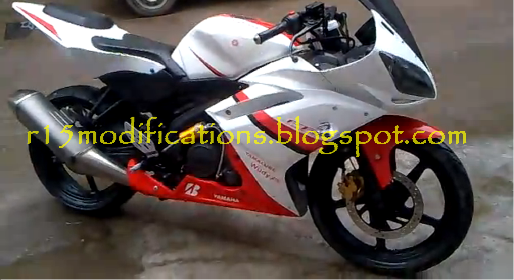 Modified R15 V2 http://r15modifications.blogspot.com/2011/09/r15-modified-as-r1-almost.html
