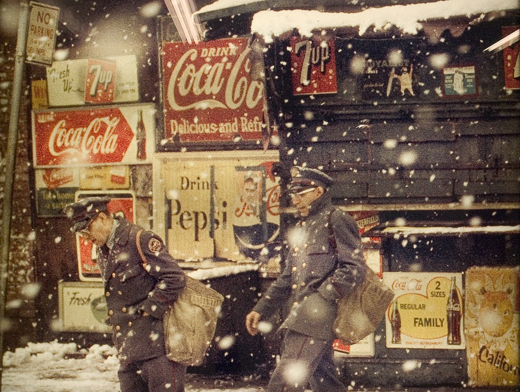 New York in color , 1940s
