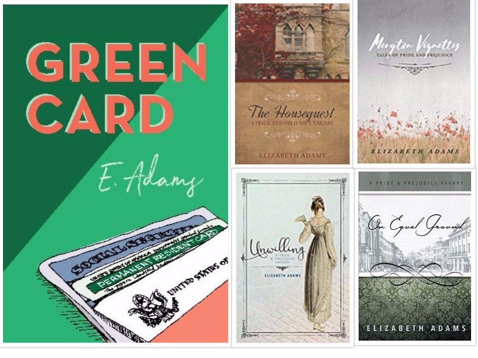 Green Card by Elizabeth Adams