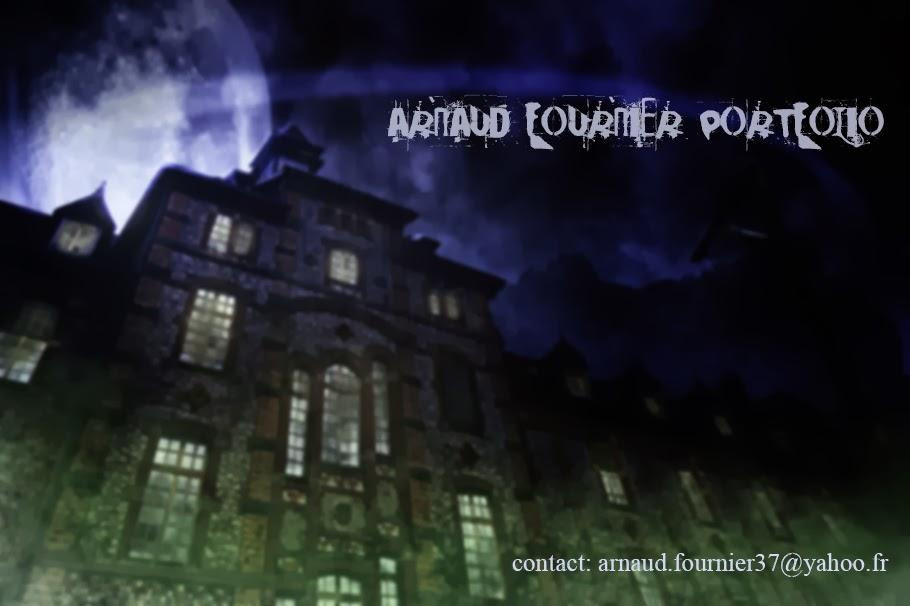 Arnaud Fournier Portfolio
