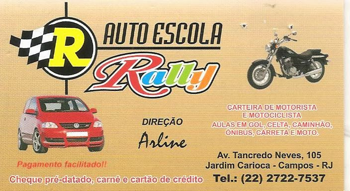 Auto Escola Rally