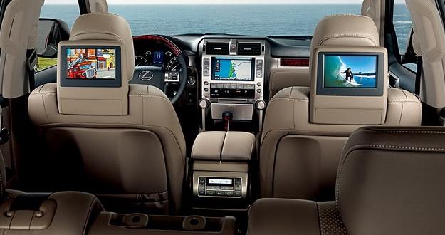 2016 Lexus GX 460 Release Date