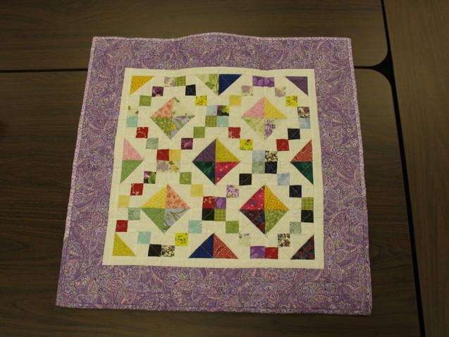 The Quilters Hall Of Fame Blog Eleanor Burns Block