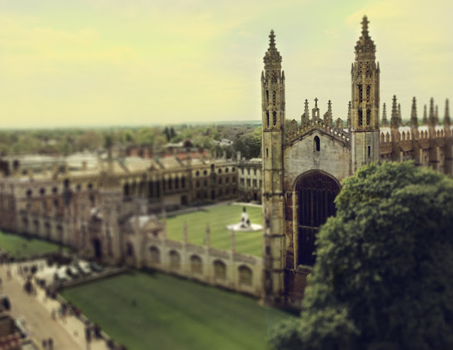 Kings College and Chapel, Cambridge photograph by Tim Irving