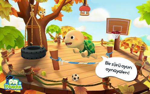 Dr. Panda & Toto'nun Ağaçevi Apk Android