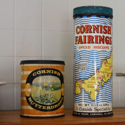 old cornish biscuit and sweet times