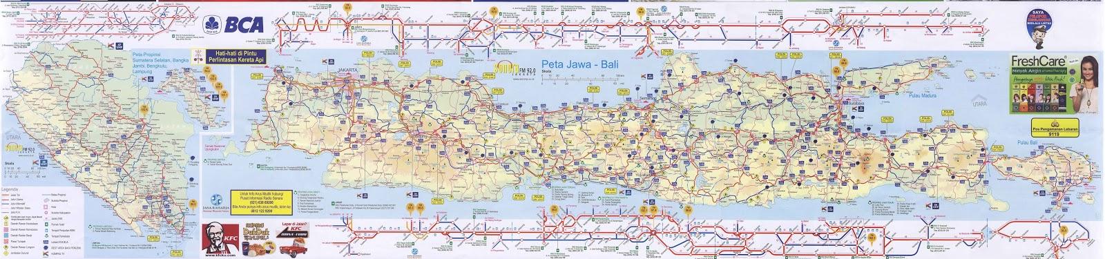 peta jawa barat pdf