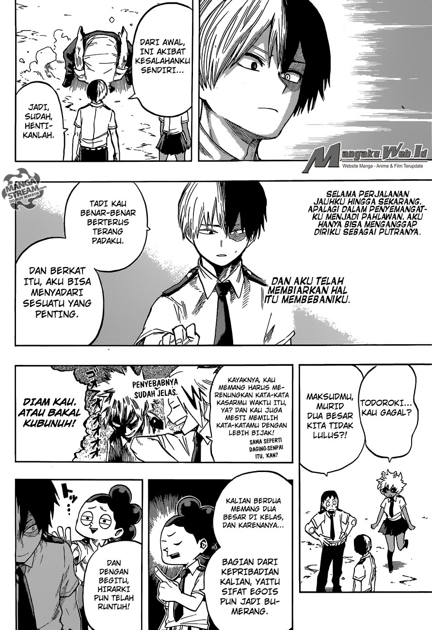 Boku no Hero Academia Chapter 114-6