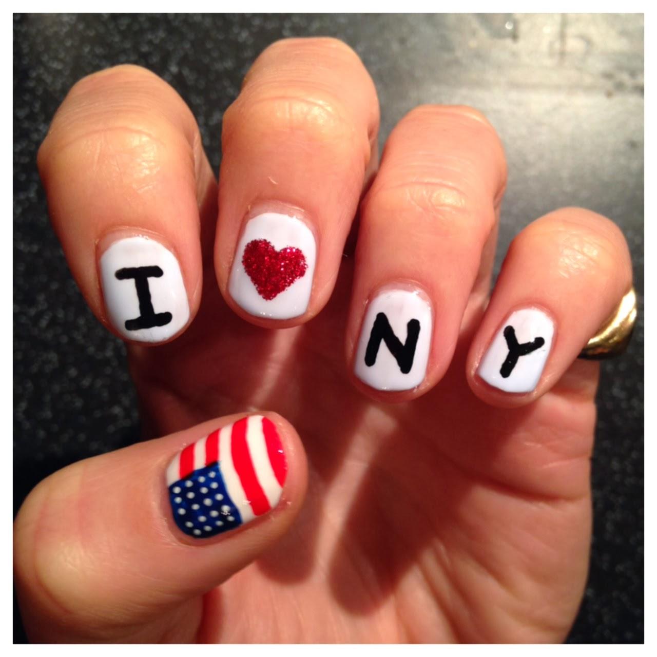 New York Nail Art – ledufa.com