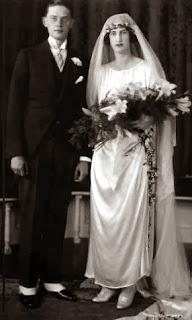 Mariage de Nina de Russie et de Paul Tchavtchavadze