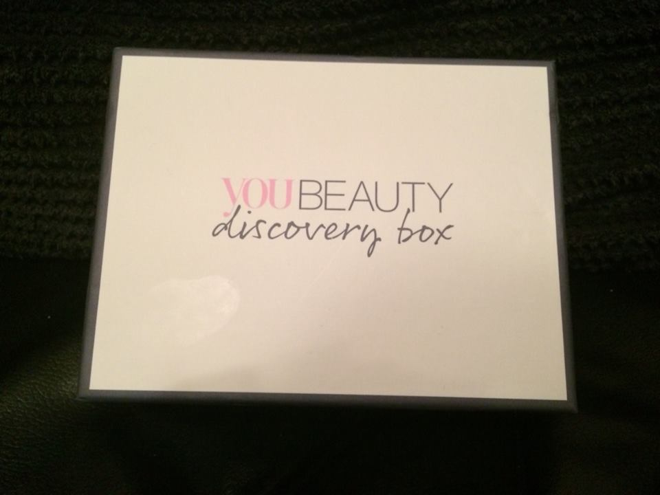 You Beauty Discovery Box - April Edition