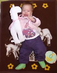 Elisa 9 maanden