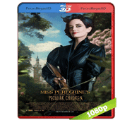 Miss Peregrine y Los Niños Peculiares (2016) Full HD BRRip 1080p Audio Dual Latino/Ingles 5.1