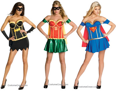 Fotos de fantasias de super - heróis 2