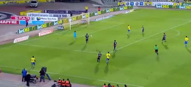 1-0 saque de banda de Wakaso dio el pase de gol