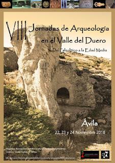 VIII Jornadas de Jóvenes Investigadores del valle del Duero (Ávila, 2018)