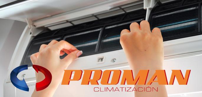 Proman Climatización y Aire Acondicionado