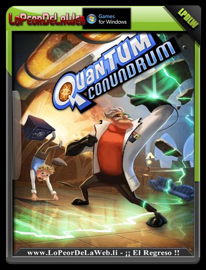 Quantum Conundrum Complete Edition Multilenguaje