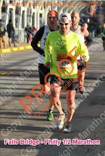 Philadelphia RnR Half Marathon
